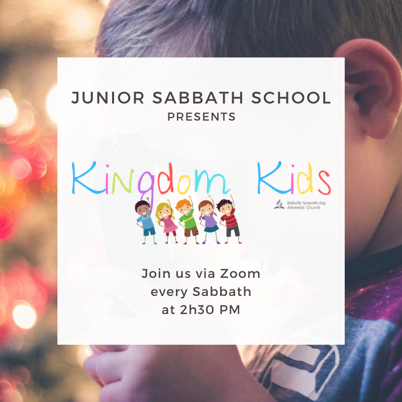 Kingdom Kids by JJS